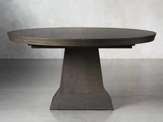 leighton dining table - Arhaus