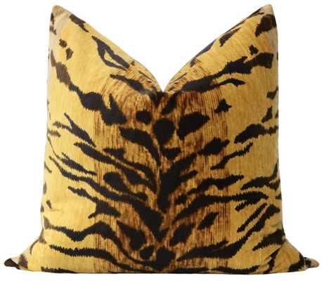 Bengal Velvet // Sand - Little Design Company