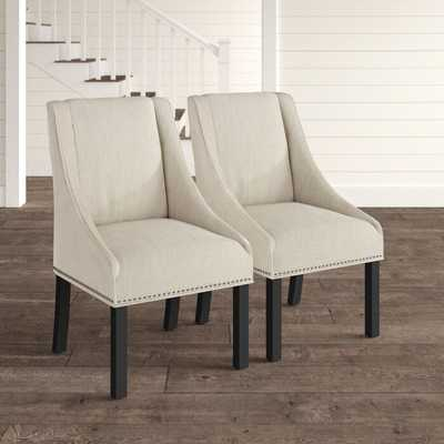 Daniels Upholstered Dining Chair (Set of 2) - Birch Lane