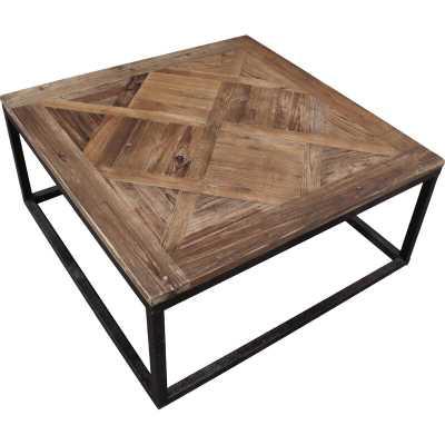 Rouen Frame Coffee Table - Wayfair