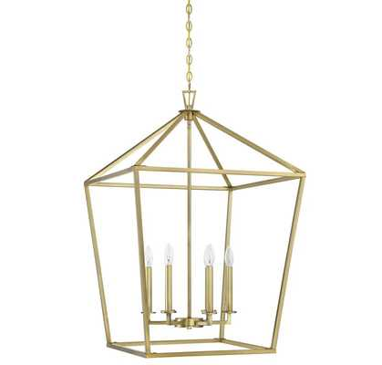 Israel 6-Light Lantern Chandelier - Wayfair