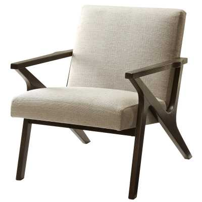 Conkling Armchair - Beige - Wayfair