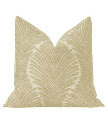 Musgrove Chenille // Cashmere - Little Design Company