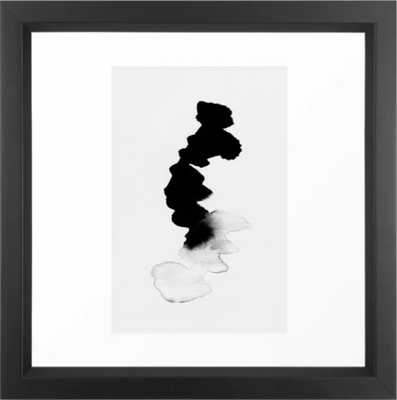 Drop 01 Framed Art Print - Society6