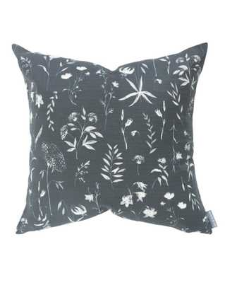 JUNO FLORAL PILLOW COVER - McGee & Co.