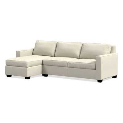 Henry® 2-Piece Full Sleeper Sectional w/ Storage - West Elm
