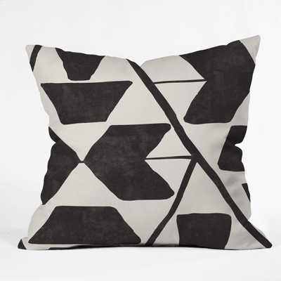 Canyon Road Outdoor throw pillow - Wander Print Co.