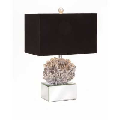 Vargas Coral Table Lamp - Mercer Collection
