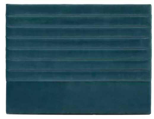 Sera  Headboard - Queen Pacific Blue - Article