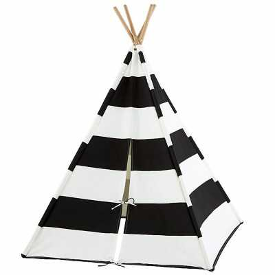 Triangular Play Tent with Carrying Bag - Wayfair