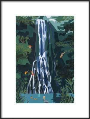 Waterfall - Artfully Walls