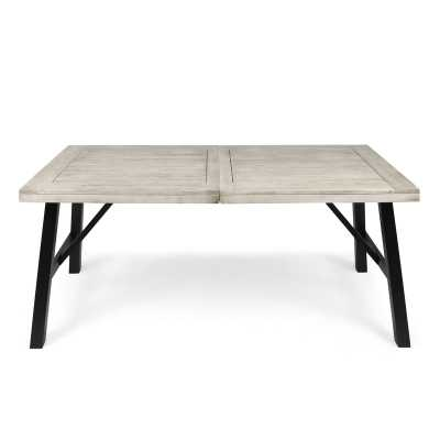 Menneken Solid Wood Dining Table - AllModern