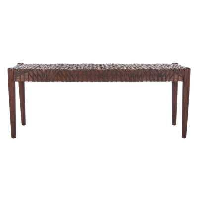 Bandelier Solid Wood Bench - Wayfair
