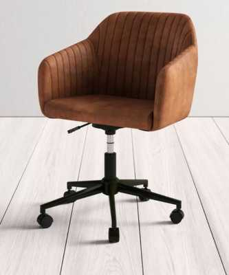 Anella Task Chair - Brown - AllModern