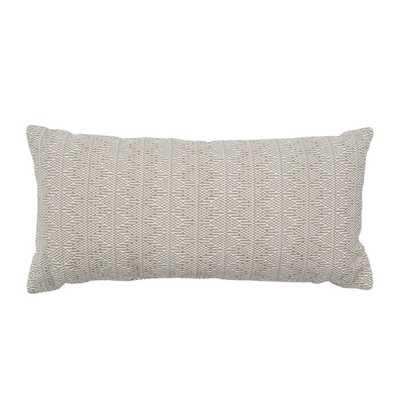Liveva Cotton Lumbar Pillow - Wayfair