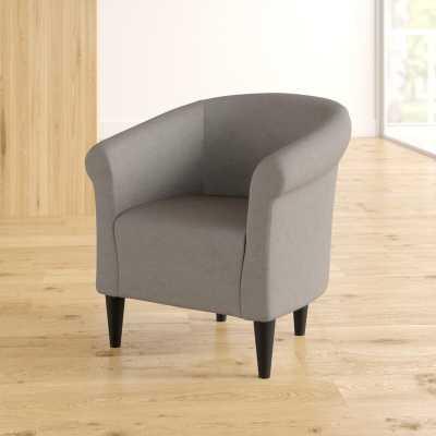 Liam Barrel Chair - Wayfair