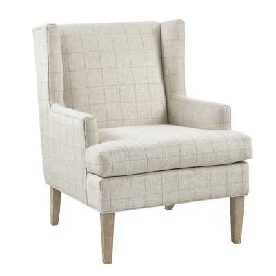 Martha Stewart Decker Wingback Chair - Wayfair