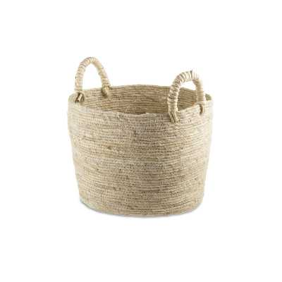 Berke Wicker Basket - Large - Wayfair