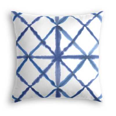 "THROW PILLOW  pixel - allure - 18"" square. - No Insert - Loom Decor"