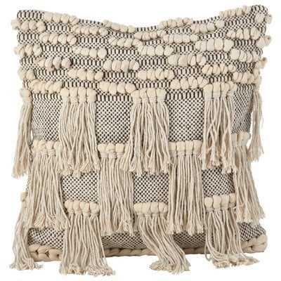 Hartwell Moroccan Cotton Throw Pillow - AllModern
