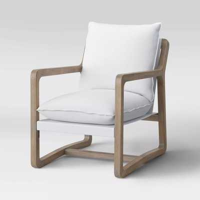 Boda Wood Arm Sling Chair Natural - Project 62™ - Target