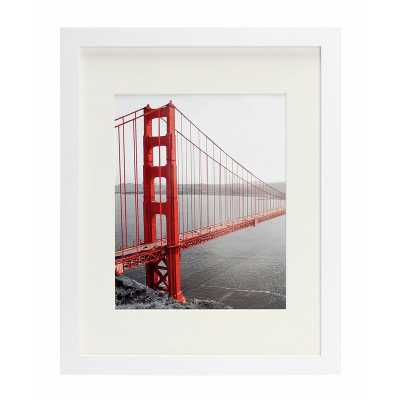 Conaway Picture Frame, 8x10, white - Wayfair