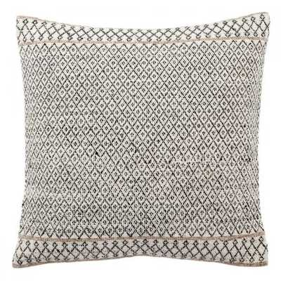 "PEY03 - Peykan Pillow - 18""x18"" - Poly Fill - Collective Weavers"