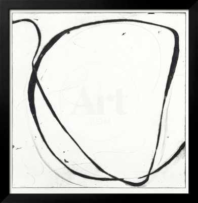 """BIG SWIRL 1 - 40"""" x 40"""" - art.com"""