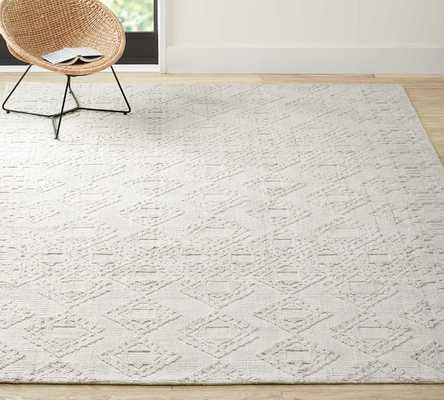 Avery Handwoven Easy Care Rug - Pottery Barn