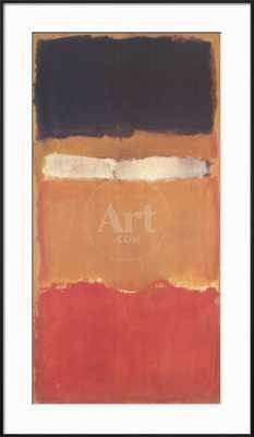 Untitled Art Print by Mark Rothko - art.com
