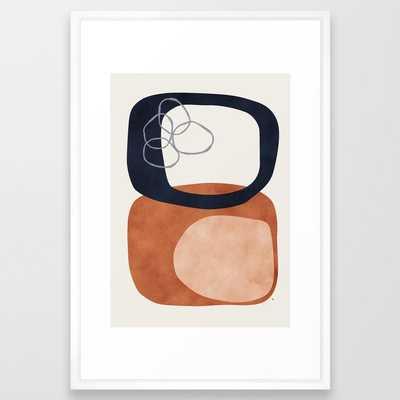 Equinox Framed Art Print - Society6