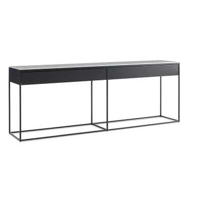 Construct 2 Drawer Console - Perigold