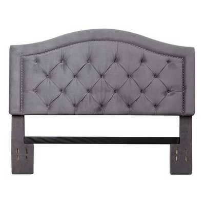 Gossman Upholstered Panel Headboard - Wayfair