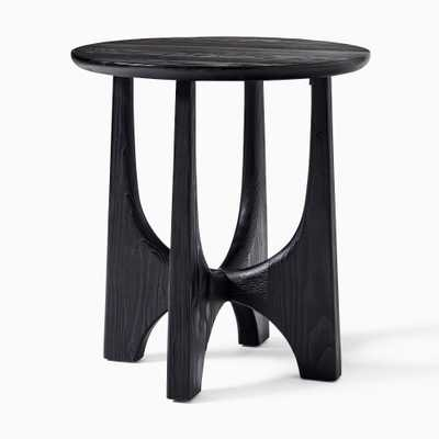 Tanner Solid Wood Side Table - West Elm