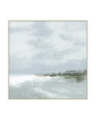 COASTAL RAIN Framed Art - McGee & Co.