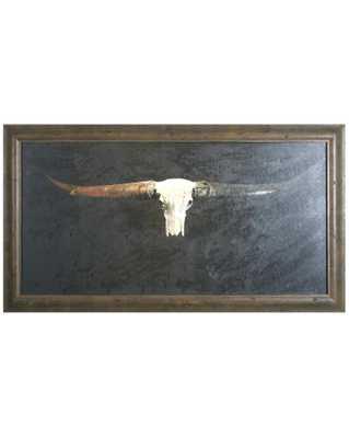 SKULL Framed Art - McGee & Co.