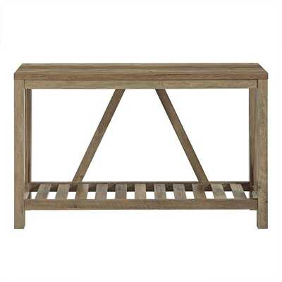 "Offerman 52"" Console Table - Wayfair"