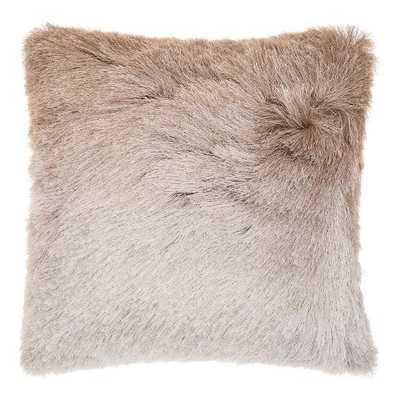 Mina Victory Illusion Shag Throw Pillow - Target