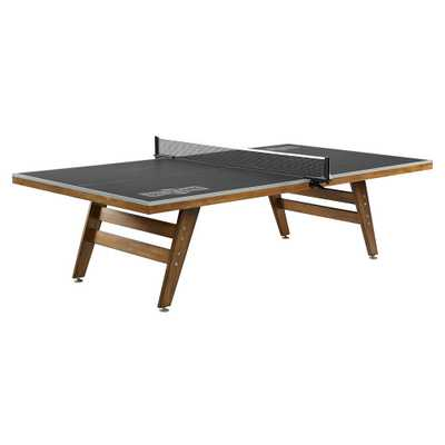 Official Size Wood Table Tennis Table - Home Depot