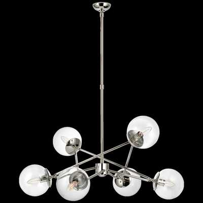 Turenne Large Dynamic Chandelier - Circa Lighting