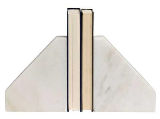 Slide Bookends - Burke Decor
