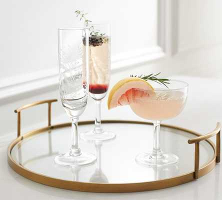 Bleecker Bar Tray - Pottery Barn