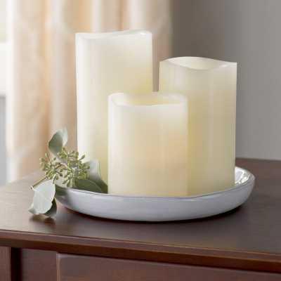 3 Piece Scented Flameless Candle Set - Wayfair