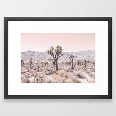 Joshua Tree Framed Art Print - Society6