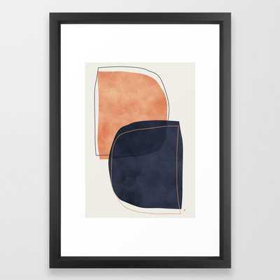 Nova Framed Art Print - Society6