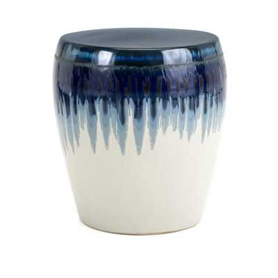 Hamako Ceramic Garden Stool - Mercer Collection