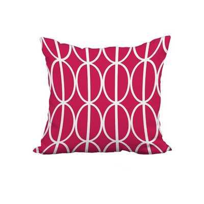 Marler Square Pillow Cover & Insert - Wayfair