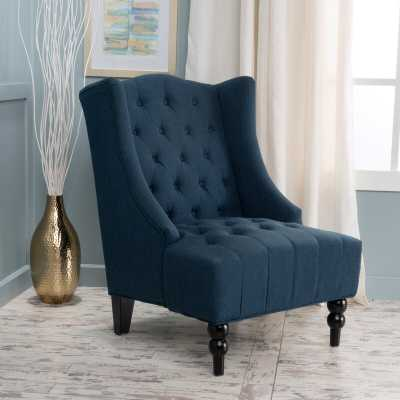 Contreras Wingback Chair - Wayfair