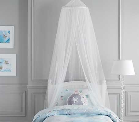 Classic Tulle Canopy - Pottery Barn Kids