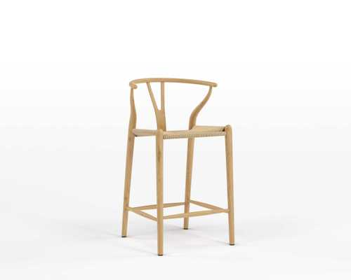 Wishbone Counter Stool - Rove Concepts